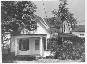 The Grimes House.