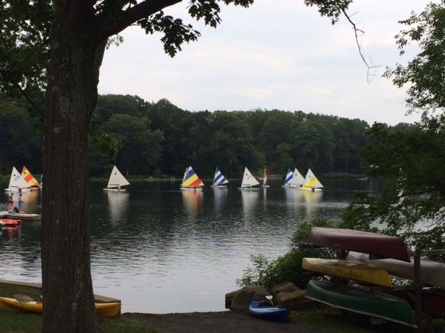 sailing camp 2015