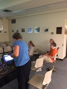 Shade Tree training 2016