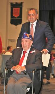 Grand Marshal – Edward G. Manley witn Bill Barrett
