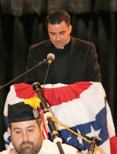 Invocation and Benediction – Father Jared J. Brogan, Pastor of St. Catherine of Siena, ML
