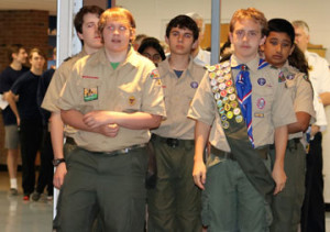 Mountain Lakes Boy Scouts