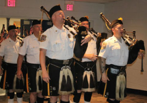 Police Pipes & Drums of Morris County