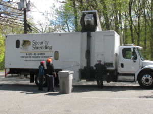 Shredding Day @ ML Volunteer Fire Department | Mountain Lakes | New Jersey | United States