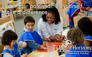 Bright Horizons Job Fair @ Bright Horizons Childcare Center | Mountain Lakes | New Jersey | United States