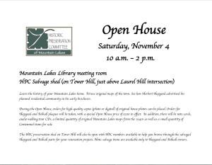 HPC Open House