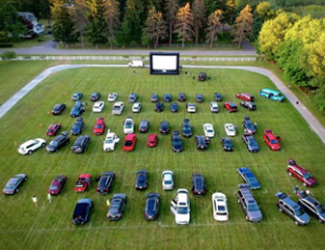 Drive In Movie - Back to the Future 2 @ RVA Fields - Boonton Twp
