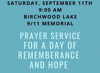 9/11 Prayer Service